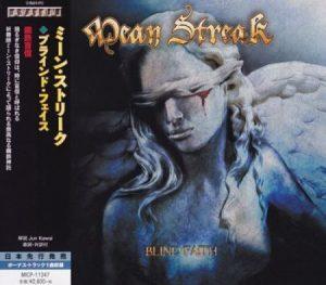 Mean Streak - Blind Faith [Japanese Edition] (2017) 320 kbsp + Scans