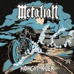 Metalian – Midnight Rider (2017) 320 kbps (transcode)