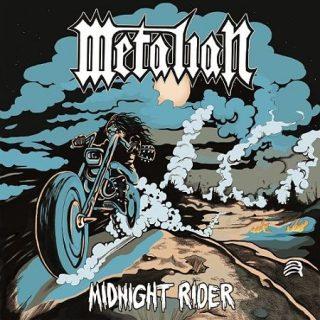 Metalian - Midnight Rider (2017)