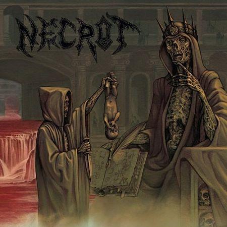 Necrot - Blood Offerings (2017) 320 kbps