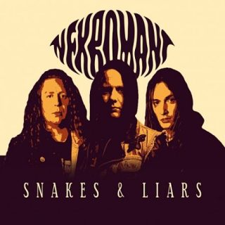 Nekromant - Snakes & Liars (2017) 320 kbps