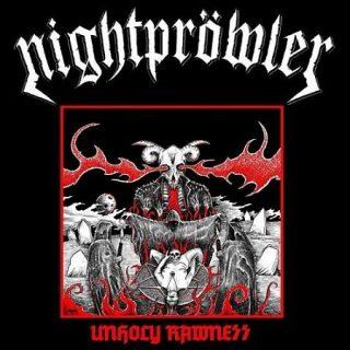 Nightpröwler - Unholy Rawness (2017) 320 kbps