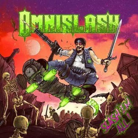 Omnislash - Slash 'Em All! (2017) 320 kbps