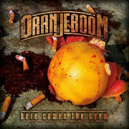 Oranjeboom - Here Comes the Boom (2017) 320 kbps