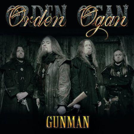 Orden Ogan - Gunman & Fields of Sorrow (Singles) (2017) 320 kbps