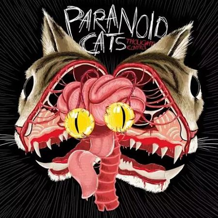 Paranoid Cats - Tought Control (2017) 320 kbps