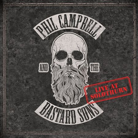 Phil Campbell & The Bastard Sons - Live At Solothurn (EP) (2017) 320 kbps