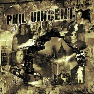Phil Vincent - XX (2017) 320 kbps