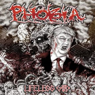 Phobia - Lifeless God (2017) 320 kbps