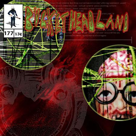 Buckethead - Pike 177: 30 Days Til Halloween - Swollen Glasses (2015) 320 kbps