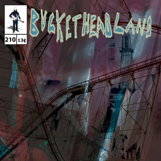 Buckethead - Pike 210: Sunken Parlor (2015) 320 kbps