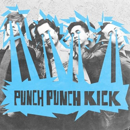 Punch Punch Kick - Punch Punch Kick (2017) 320 kbps