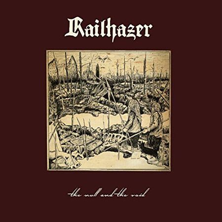Railhazer - The Null and the Void (2017) 320 kbps