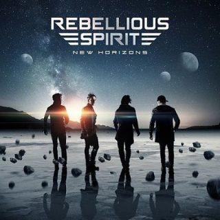 Rebellious Spirit - New Horizons (2017) 320 kbps