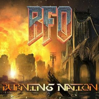 Requiem for Oblivion - Burning Nation (2017)