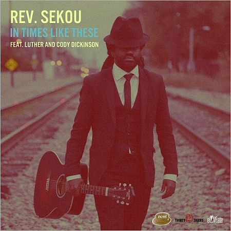 Rev. Sekou - In Times Like These (2017) 320 kbps