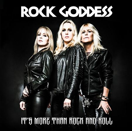 Rock Goddess - It's More Than Rock And Roll (EP) (2017) 320 kbps