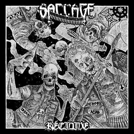 Saccage - Récidive (2017) 320 kbps
