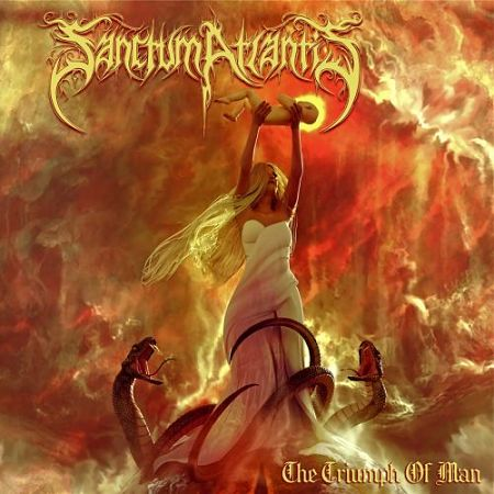 Sanctum Atlantis - The Triumph of Man (2017) 320 kbps