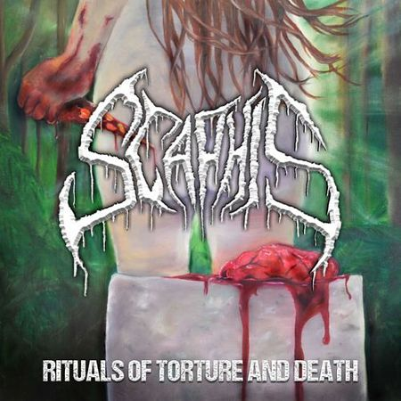 Scaphis - Rituals Of Torture And Death (2017) 320 kbps