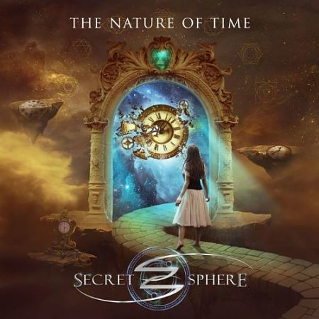 Secret Sphere - The Nature of Time (2017) 320 kbps