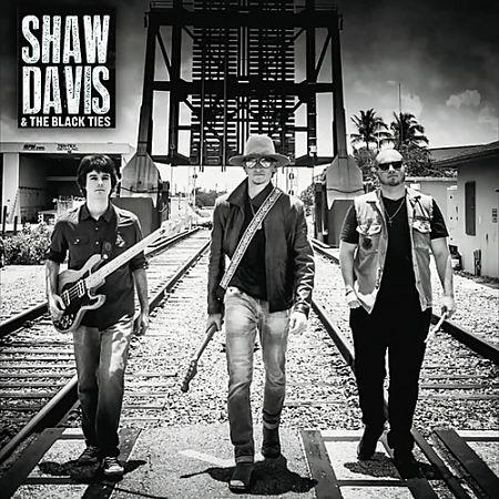 Shaw Davis & The Black Ties - Shaw Davis & The Black Ties (2017) 320 kbps