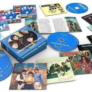 Shocking Blue - The Blue Box (13CD Box Set) (2017)