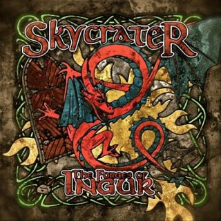 Skycrater - The Forges of Ingur (2017) 320 kbps