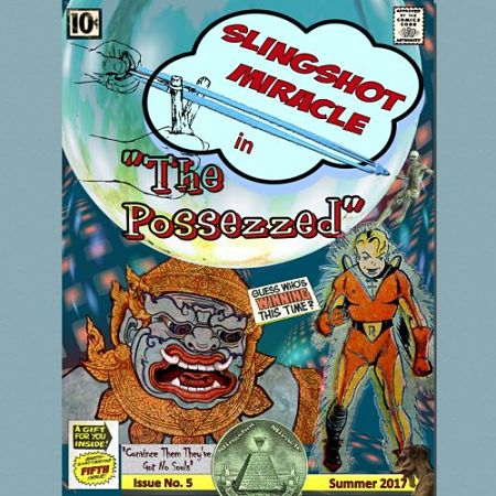 Slingshot Miracle - The Possezzed (2017) 320 kbps