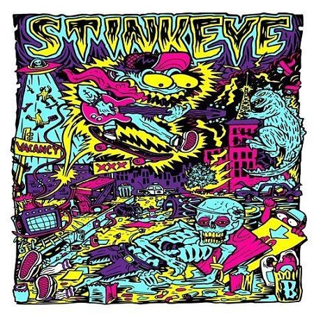 Stinkeye - Llantera (2017) 320 kbps