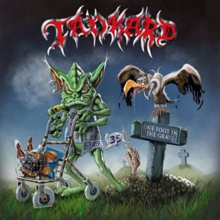 Tankard - One Foot in the Grave (2017) 320 kbps