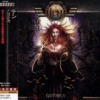 Ten - Gothica (Japanese Edition) (2017) 320 kbps