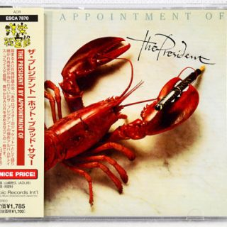 The President - By Appointment Of (Japanese Edition) (1983) 320 kbps + Scans