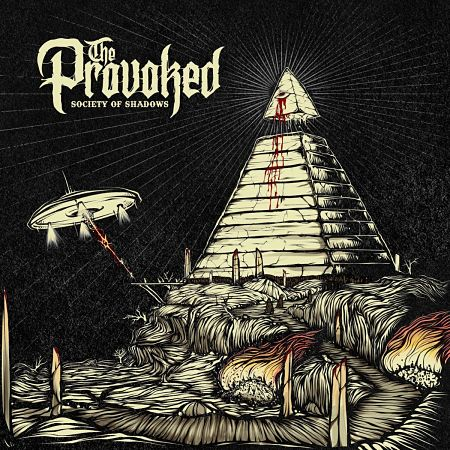 The Provoked - Society Of Shadows (EP) (2017) 320 kbps