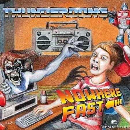 Thunderdome - Nowhere Fast (2017) 320 kbps