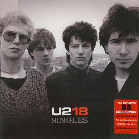 U2 - U218 Singles (2006) 320 kbps + Scans