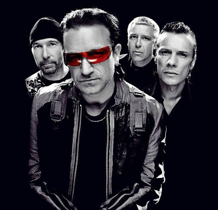 U2 - All Studio Albums + 1 Live Album (1980-2014) 320 kbps + Scans