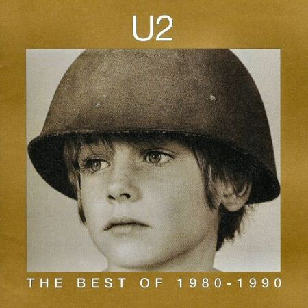 U2 - The Best Of 1980-1990 + B-Sides (1998) 320 kbps + Scans