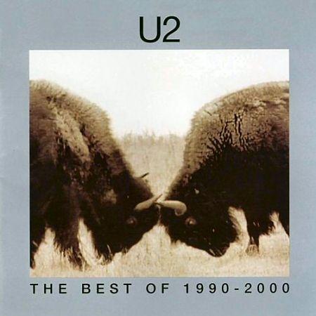 U2 - The Best Of 1990-2000 + B-Sides (2002) 320 kbps + Scans