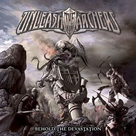 Unleash The Archers - Behold The Devastation (2009) 320 kbps