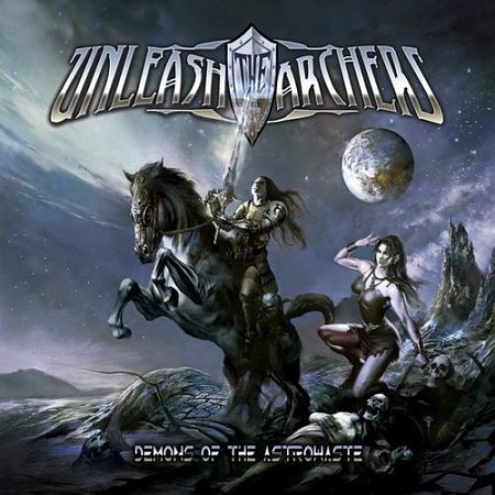 Unleash The Archers - Demons of the AstroWaste (2011) 320 kbps