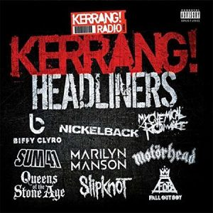 Various Artists - Kerrang! Headliners (2017) 320 kbps