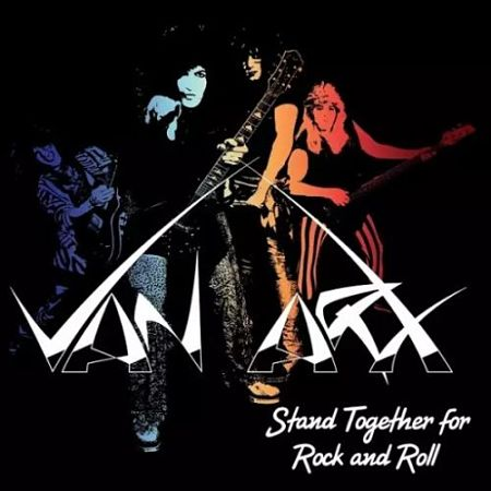 Van Arx - Stand Together for Rock and Roll (2017) 320 kbps