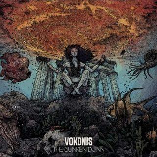 Vokonis - The Sunken Djinn (2017) 320 kbps