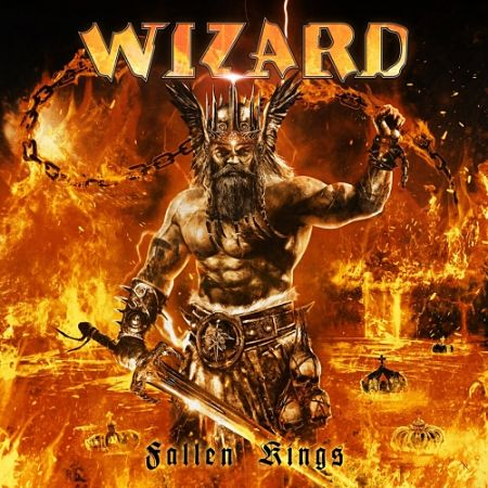 Wizard - Fallen Kings (2017) 320 kbps