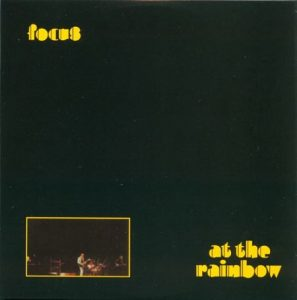 1973 - At The Rainbow