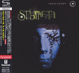 1998 - [CD] Stigmata (Japanese Edition SHM-CD, Remastered 2011)
