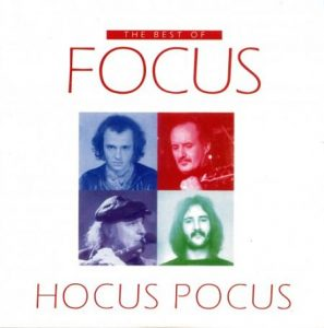 2001 (2017) Hocus Pocus - The Best Of Focus