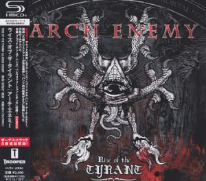 2007 - [CD] Rise Of The Tyrant (Japanese Edition SHM-CD, Remastered 2011)