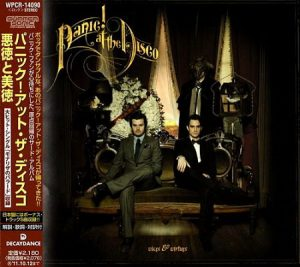 2011 - Vices & Virtues (Japanese Edition)